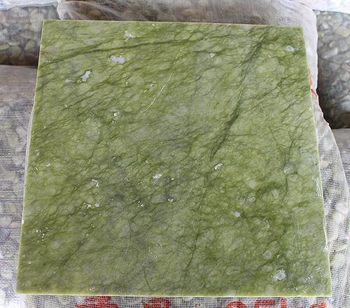 岫岩绿玉砖